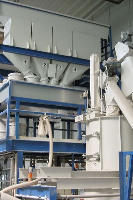 Schnellmischer 850 Liter